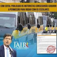 Ação do vereador Gregório da Assembleia de Deus pode desequilibrar sistema de transporte escolar na capital