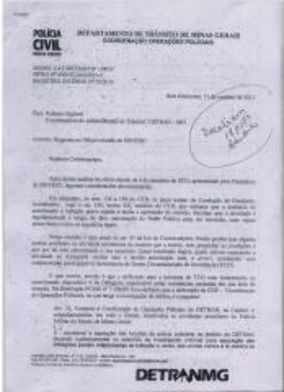 CLANDESTINOS RESPONDERÃO PROCESSO CRIMINAL