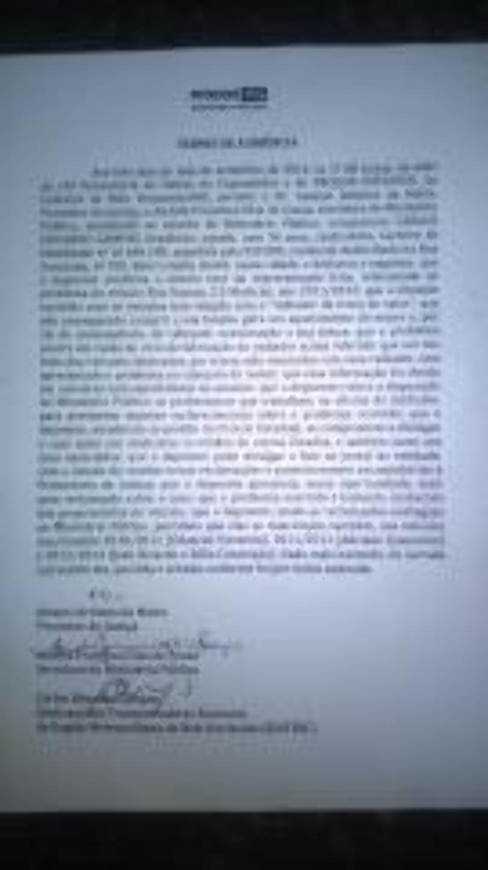 Ministério Público convoca Sintesc